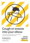 Decal - Cough or Sneeze